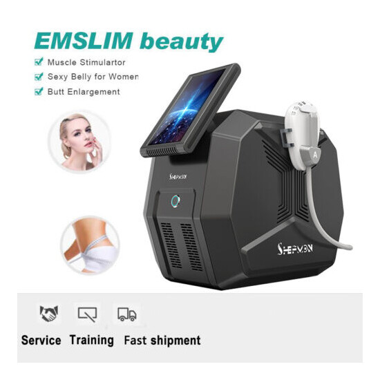 Magnetic Emslim Contouting Body Shaping Slimming Machine EMS Muscle Stimulator