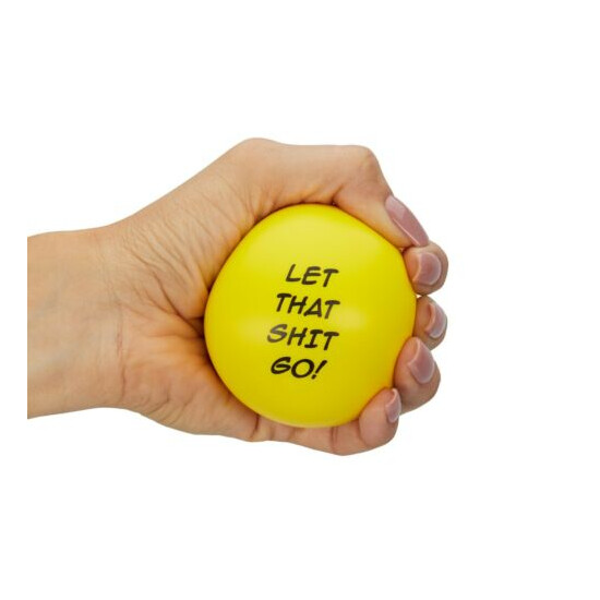 Motivational Stress Balls for Adults Anxiety Stress Relief Hand Therapy Exercise
