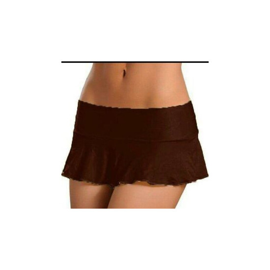 Exotic micro mini skirt Made in USA Small