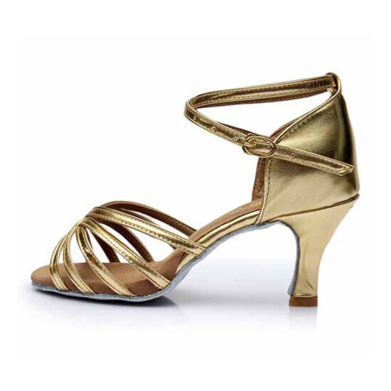 6 styles Latin Dance Shoes for Women/Ladies/Girls/Tango&Salsa/5CM and 7CM Heeled