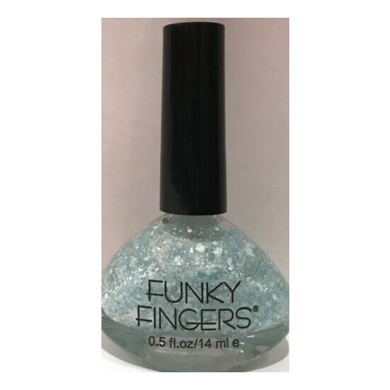 FUNKY FINGERS Nail Polish Many New & Hard Colors to Find 98 to Choose From!!!