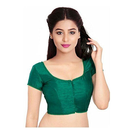 Readymade Saree Blouse Ready to Wear Party Wear Blouse, Stitched Sari Blouse