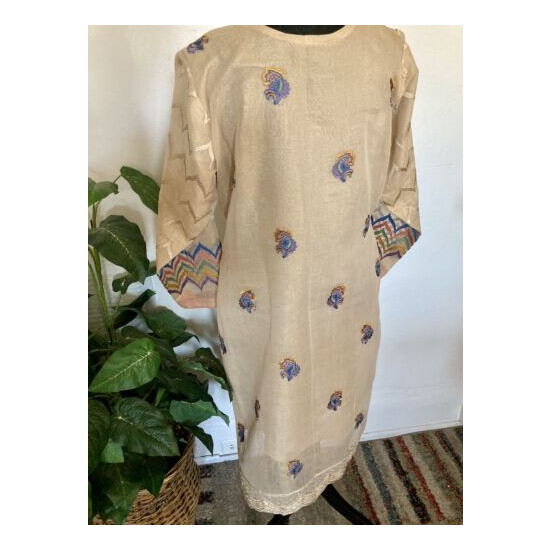 embroidered dress 3 Pieces