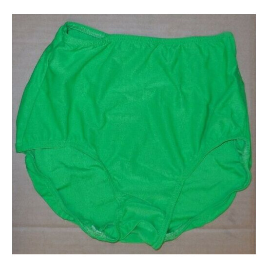CHEER DANCE REGULAR LINE TRUNKS BRIEFS BLOOMERS CH/ADULT Many Colors