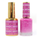 (#001 to #289) DND DC Soak Off Gel Polish and Nail Lacquer Duo 0.5oz 15ml