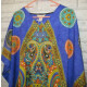 NWT Gypsic Blue One Size Fits All Polyester